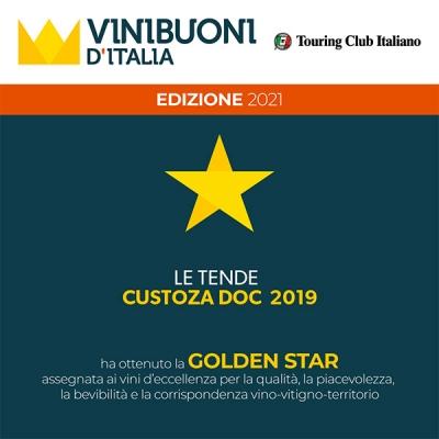 Golder Star per il nostro Custoza